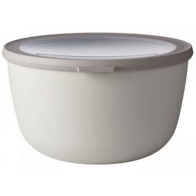 Mepal multi bowl Cirqula 3000 ml BEIGE