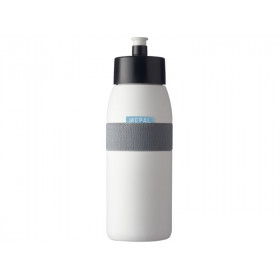 Mepal Sports bottle ellipse 500 ml WHITE