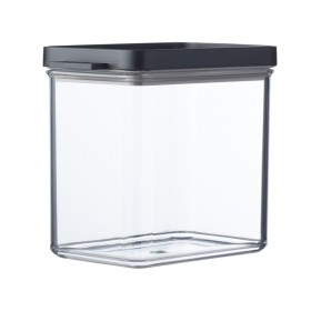 Mepal Storage box Omnia 1100 ml BLACK