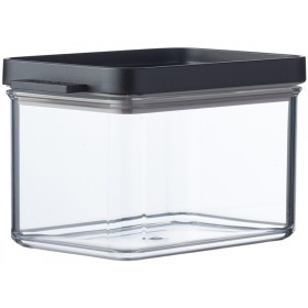 Mepal Storage box Omnia 700 ml BLACK