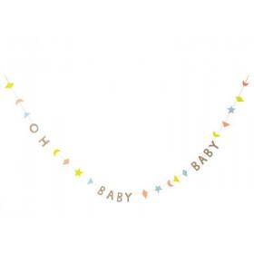 Meri Meri Mini Garland BABY