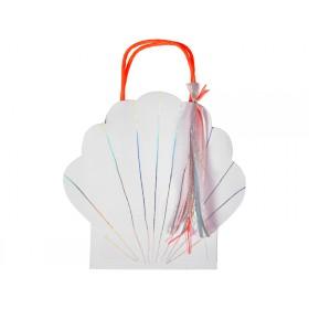 Meri Meri Mermaid Shell Party Bags