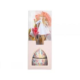 Meri Meri Cupcake Kit MAGICAL PRINCESS