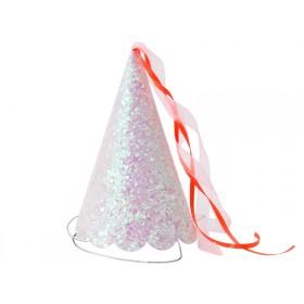 Meri Meri 8 Party Hats PRINCESS