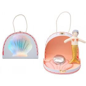 Meri Meri Mini Doll in Suitcase MERMAID