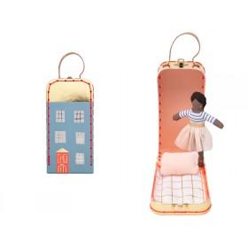 Meri Meri Mini Doll in Suitcase RUBY