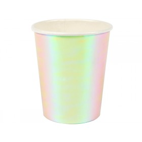 Meri Meri Iridescent Party Cups for Mermaids