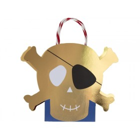 Meri Meri 8 Party Gift Bags PIRATE