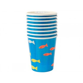 Meri Meri 8 Party Cups UNDER THE SEA