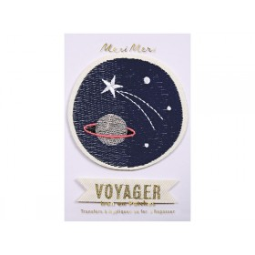Meri Meri Iron On Patches SPACE VOYAGER