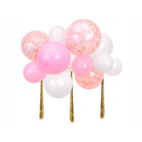 Meri Meri Balloon Kit CLOUD pink