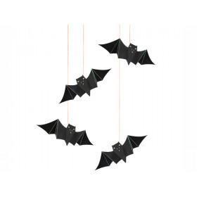 Meri Meri Hanging Decoration SPOOKY BAT Holographic
