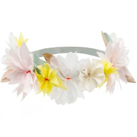Meri Meri Fabric Head Band BLOSSOM