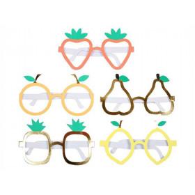 Meri Meri 10 Party Glasses FRUIT