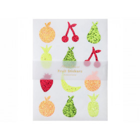 Meri Meri 120 Glitter Sticker FRUIT