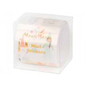 Meri Meri 500 Mini Stickers on a Roll MAGICAL PRINCESS