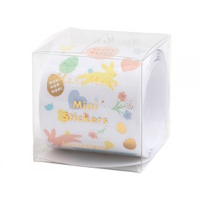 Meri Meri 500 Ministickers on a Roll EASTER