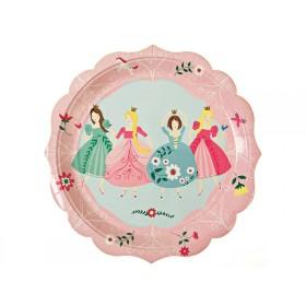 Meri Meri I'm a Princess Party Plates large