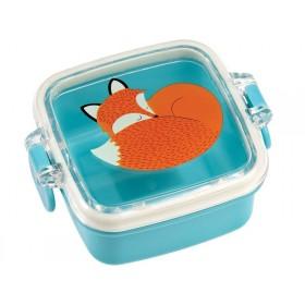 Mini-Snackpot Rusty the fox