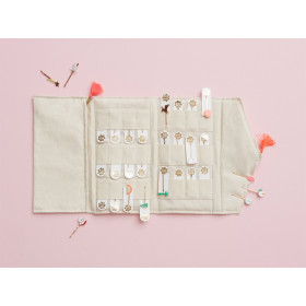 Meri Meri HAIR SLIDE Advent Calendar