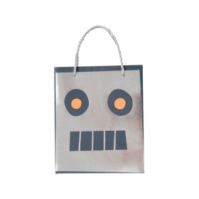 Meri Meri Party Gift Bags SPACE ROBOT