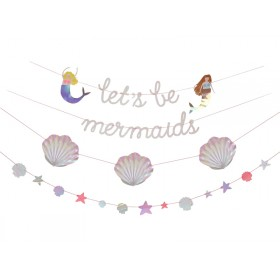 Meri Meri Large Garland Kit Mermaid