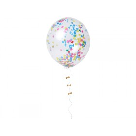 Meri Meri Confetti Balloon Kit bright