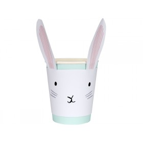 Meri Meri Party Cups Bunny