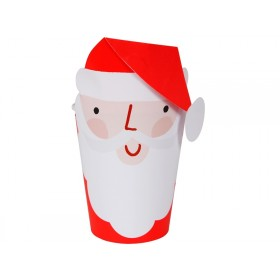 Meri Meri Party Cups SANTA