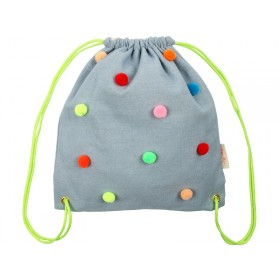 Meri Meri Backpack POMPOMS