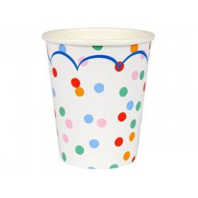 Meri Meri Toot Sweet Spotty Party Cups