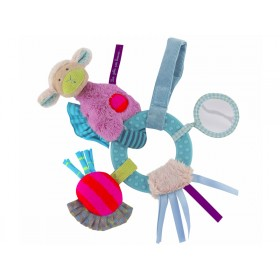 Moulin Roty activity rattle ring