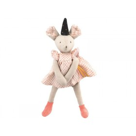 Moulin Roty mouse doll Mimi