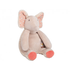 Moulin Roty rattle elephant