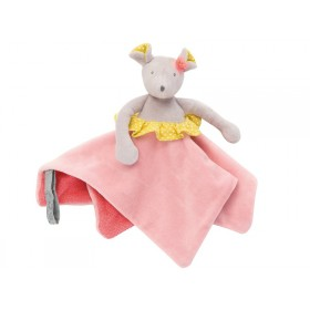 Moulin Roty cuddly cloth mouse Mademoiselle Souris
