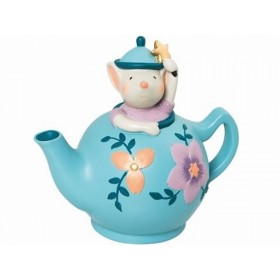 Moulin Roty Money Box Teapot Mouse