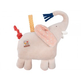 Moulin Roty musical elephant