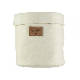 Nobodinoz Tango Storage Basket NATURAL medium