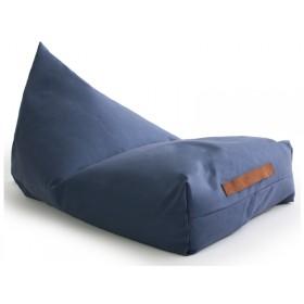 Nobodinoz Pouffe Oasis AEGEAN BLUE