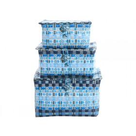 Overbeck box Stella blue