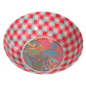 Overbeck and Friends melamine bowl Amy