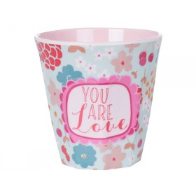 Overbeck and Friends Melamine cup JULE 1