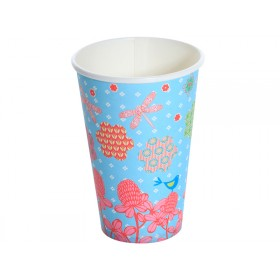 Overbeck and Friends paper cup Greta