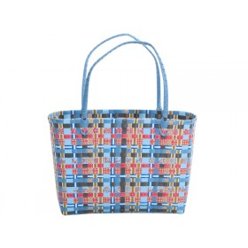 Overbeck and Friends bag Jamie blue small