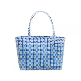 Overbeck and Friends bag Liv blue small