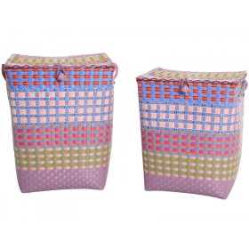 Overbeck laundry basket Grace cassis