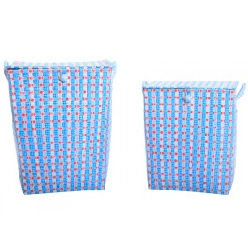 Overbeck laundry basket Leni pink