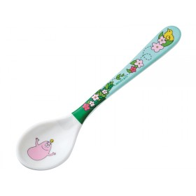 Barbapapa spoon garden