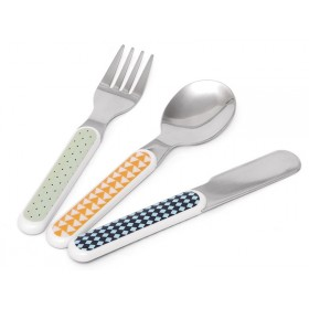 Petit Monkey cutlery set mouse drops