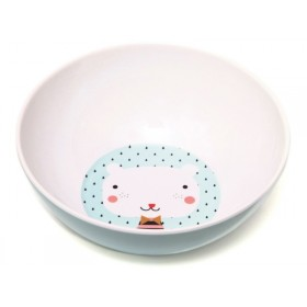 Melamine Bowl Bear by Petit Monkey